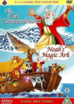 Classic Bible Stories: Ten Commandments and Noah's Magic Ark Online DVD Rental