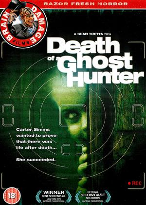 Death of a Ghost Hunter Online DVD Rental