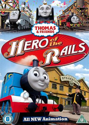 Thomas and Friends: Hero of the Rails Online DVD Rental
