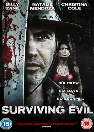 Surviving Evil Online DVD Rental