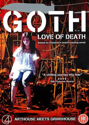 Goth: Love of Death Online DVD Rental