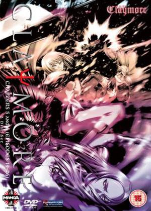 Rent Claymore: Vol.5 and 6 Online DVD Rental