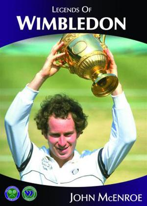 Legends of Wimbledon: John Mcenroe Online DVD Rental