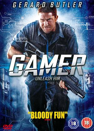 Rent Gamer Online DVD Rental