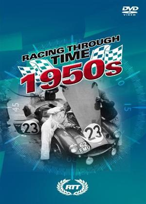 Rent Racing Through Time: Racing Years 1950's Online DVD Rental