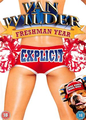 Van Wilder: The Freshman Year Online DVD Rental