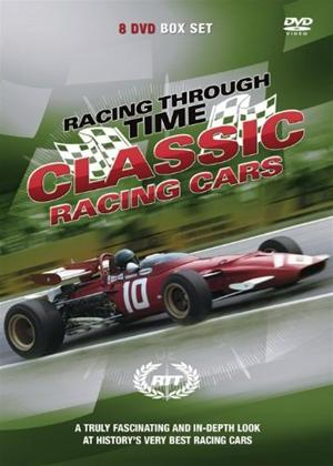 Racing Through Time: Classic Racing Cars Online DVD Rental