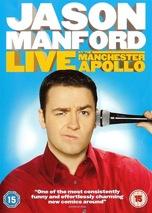 Jason Manford: Live at the Manchester Apollo 2009 Online DVD Rental