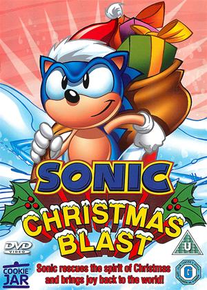 Rent Sonic: Christmas Blast Online DVD Rental