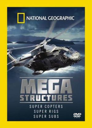 Rent National Geographic: Megastructures Online DVD Rental