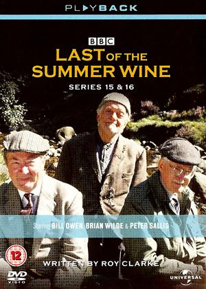 Rent Last of the Summer Wine: Series 15 and 16 Online DVD Rental