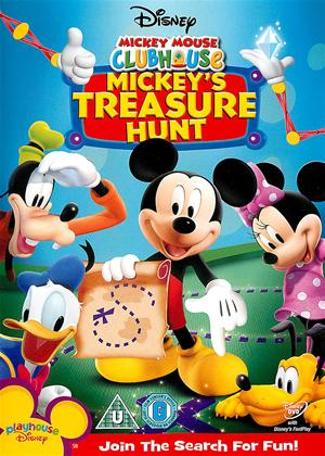 Rent Mickey Mouse Club House: Mickey's Treasure Hunt Online DVD Rental