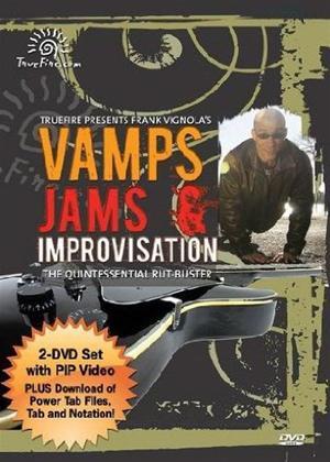 Vamps Jams and Improvisation Online DVD Rental