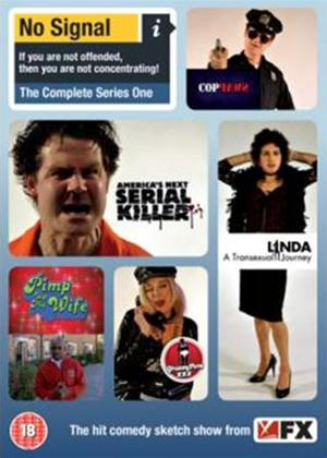 No Signal: Series 1 Online DVD Rental