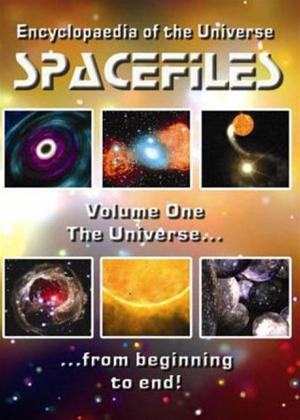 Spacefiles: Vol.1: The Universe Online DVD Rental