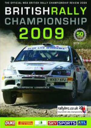 Rent British Rally Championship 2009 Online DVD Rental