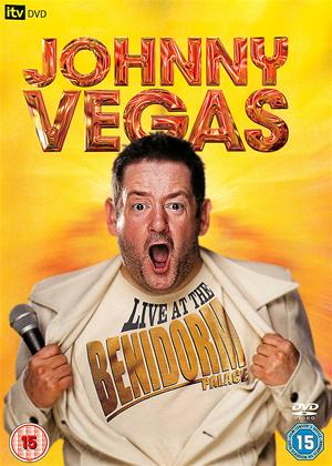 Rent Johnny Vegas: Live at the Benidorm Palace Online DVD Rental