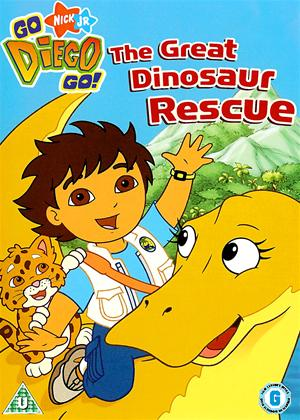 Go Diego Go: Great Dinosaur Rescue Online DVD Rental