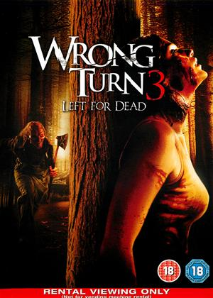 Rent Wrong Turn 3 Online DVD Rental