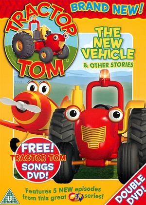 Rent Tractor Tom: The New Vehicle and Other Stories Online DVD Rental