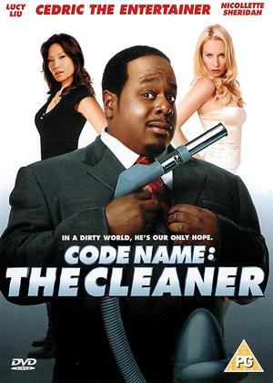 Code Name: The Cleaner Online DVD Rental