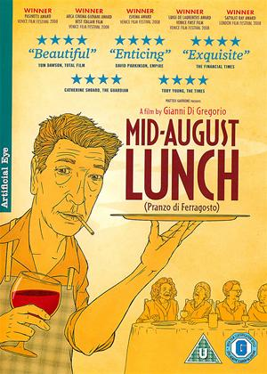 Mid-August Lunch Online DVD Rental