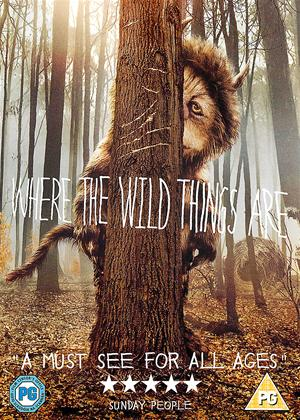 Where the Wild Things Are Online DVD Rental