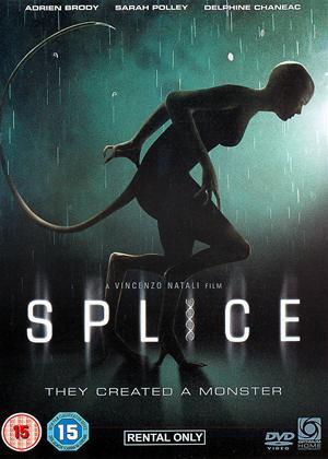 Splice Online DVD Rental