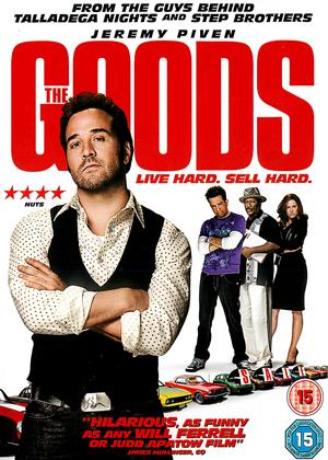 The Goods: Live Hard. Sell Hard. Online DVD Rental