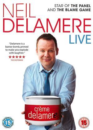 Neil Delamare: Creme Delamere: Live Online DVD Rental