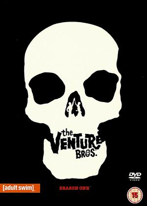 Rent The Venture Brothers: Series 1 Online DVD Rental