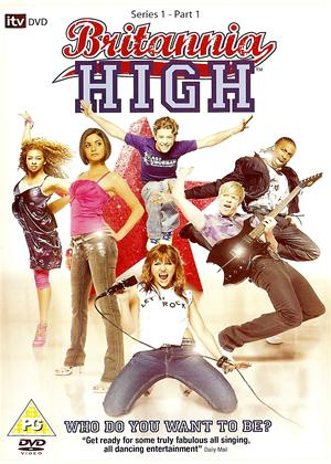 Rent Britannia High: Series 1: Part 1 Online DVD Rental