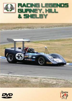 Rent Racing Legends: Gurney, Hill and Shelby Online DVD Rental