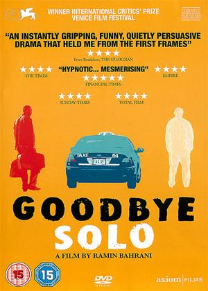 Rent Goodbye Solo Online DVD Rental