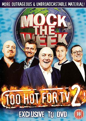 Rent Mock the Week: Too Hot for TV 2 Online DVD Rental