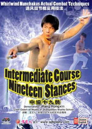 Whirlwind Nunchakus: Intermediate Course 19 Stances Online DVD Rental