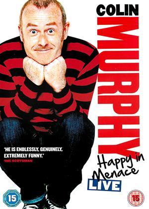 Colin Murphy: Happy in Menace: Live Online DVD Rental