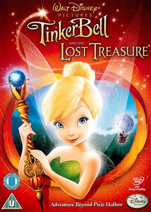Rent Tinker Bell and the Lost Treasure Online DVD Rental