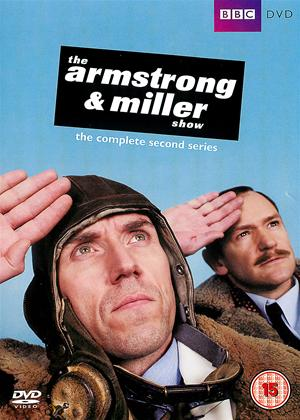 Rent The Armstrong and Miller Show: Series 2 Online DVD Rental