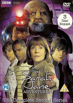 The Sarah Jane Adventures: Series 2 Online DVD Rental