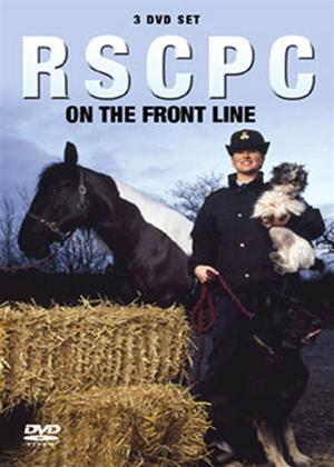 Rspca: On the Frontline Online DVD Rental