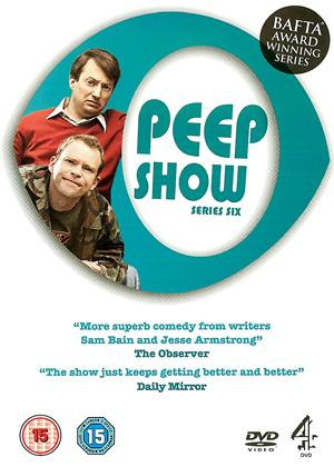 Rent Peep Show: Series 6 Online DVD Rental