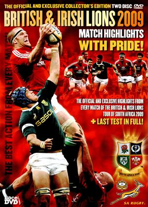 British and Irish Lions 2009: Match Highlights Online DVD Rental