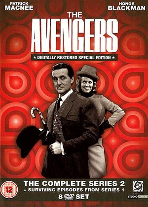 Rent The Avengers: Series 1 and 2 Online DVD Rental