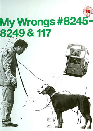 Rent My Wrongs #8245-8249 and 117 Online DVD Rental