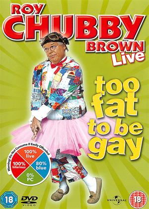 Sorry, that roy chubby brown documentary