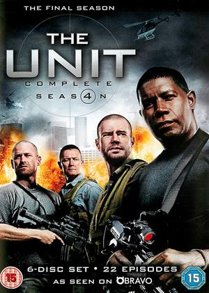 The Unit: Series 4 Online DVD Rental