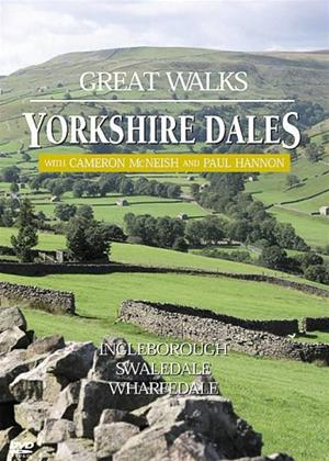 Rent Great Walks: Yorkshire Dales Online DVD Rental