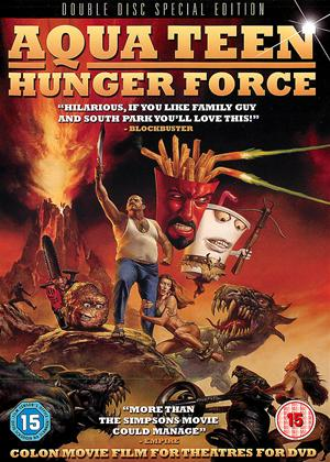 Rent Aqua Teen Hunger Force Online DVD Rental