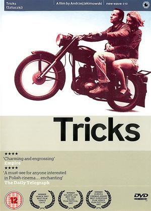 Tricks Online DVD Rental